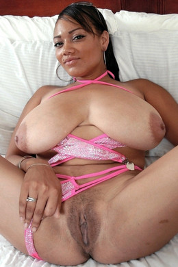 Naked black women with huge natural..
