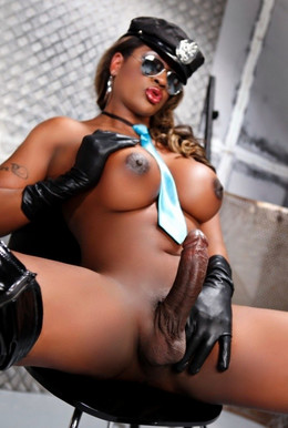 Black tranny babes with cocks starved..