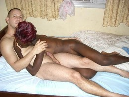 Hot photo gallery of an amateur black..